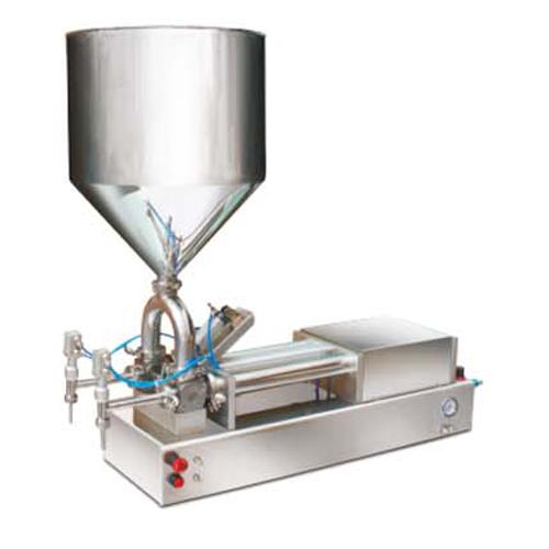 Remplisseuse semi-auto produit visqueux GCG-A/2